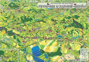 kreslena mapa