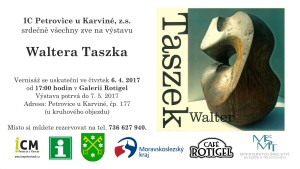 pozvánka Taszek