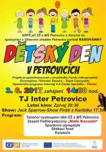 Dětský den, Petrovice 1