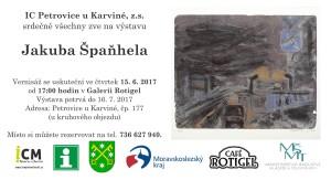 pozvánka Špaňhel