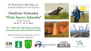 pozvánka Ondřej Schenk
