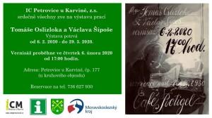 Pozvanka Šípoš a Oslizlok 2020